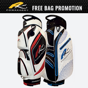 Powakaddy Summer Free Bag Promotion