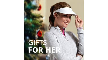 GolfOnline's Ultimate Gift Guide For Her