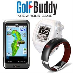 GolfBuddy Sets the Bar High for 2014 Gadgets