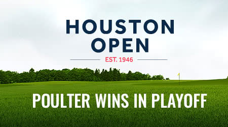 Ian Poulter Stuns in Houston to Gain Masters Invite