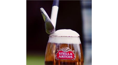Ian Poulters Interesting Drinking Habit