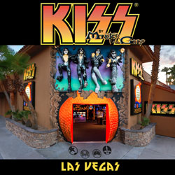 A Crazy Golf Course inspired by Rock Legends KISS