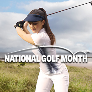National Golf Month Encourages Females in the UK to get to the Course