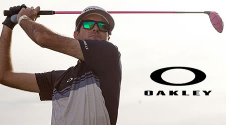 Win up to £125 to Spend on Oakley Products at GolfOnline