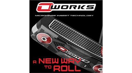 Odyssey Looks to Redefine Putting with New O-Works Putter Range