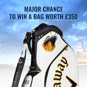 Our biggest competition yet, in association with Callaway and Mark Crossfield
