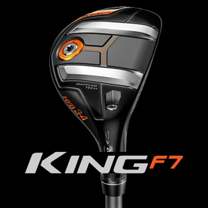 Chance to win a Cobra King F7 Hybrid