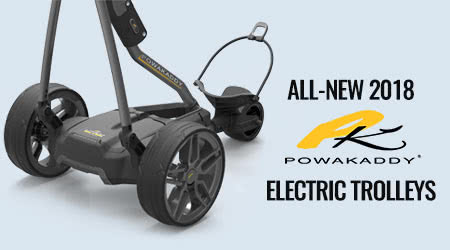 Leaders in Innovation – Check out the New PowaKaddy 2018 Trolleys