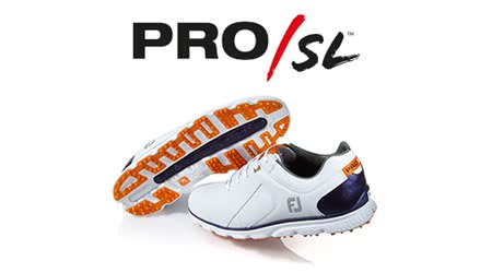"FootJoy Pro SL named Golf ""Shoe of the Year"""