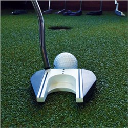 The Putting Under Pressure Circle Drill