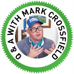 Mark Crossfield answers. Any Tips For Older Golfers?