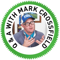 Rocking the Shoulders in your putting stroke, by Mark Crossfield