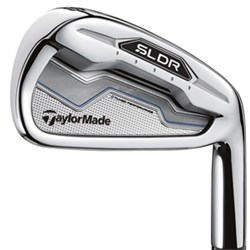TaylorMade Unveils Latest Creation the SLDR Irons