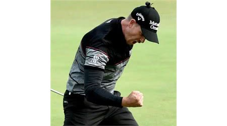 Henrik Stenson Stuns at Troon to Win First Major Title