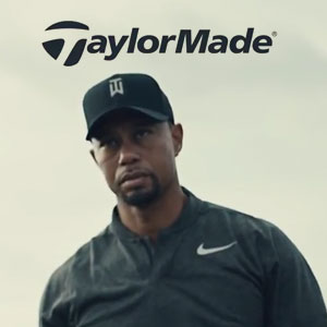 Tiger Woods Announces he has signed with TaylorMade Golf