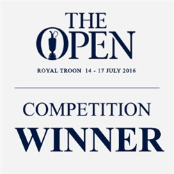 The Winner of GolfOnline's Open Competition is Revealed