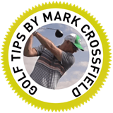 Mark Crossfield & Coach Lockeys Lowest Ever Round