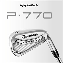 TaylorMade is going for Pure Performance with New P770 and P750 Irons