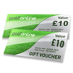 Chance to win a £20 GolfOnline Gift Voucher