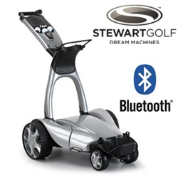 Stewart Golf Unveils Bluetooth Powered Golf Trolley