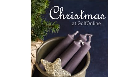 All you need to know about Christmas at GolfOnline