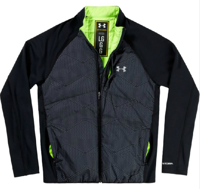 Under Armour Coldgear Full Sleeve Infrared Insulated Golf