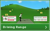 Golf Online's Driving Range Game