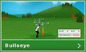 Golf Online's Bullseye Game