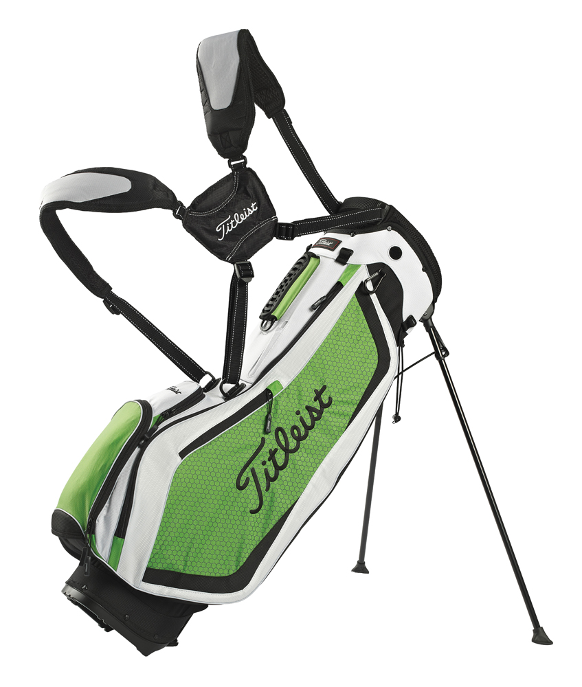 Light Stand Golf Bag: Titleist Ultra Lightweight Stand Bag 2014