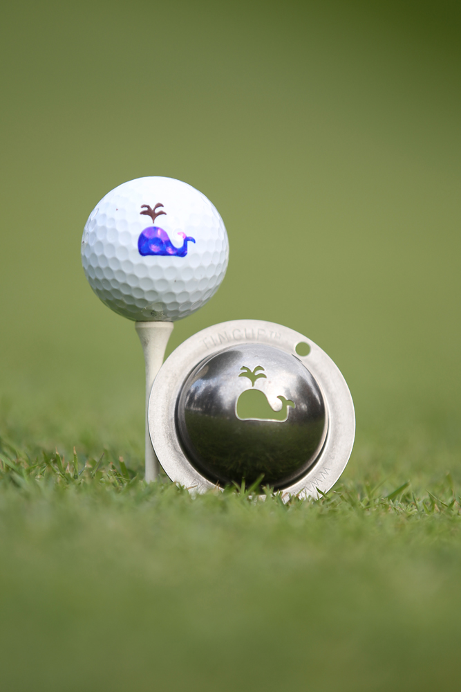 Tin Cup Ball Marker Moby Golfonline