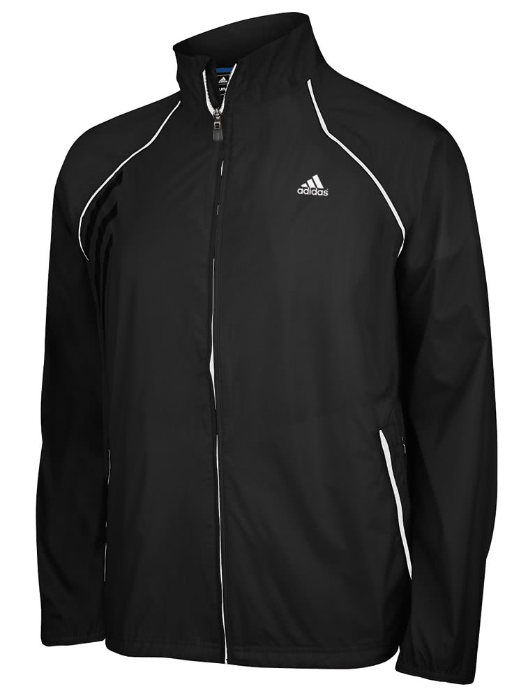 Adidas climaproof rain provisional jacket for Adidas golf rain shirt